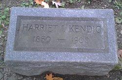 Harriet Isabel <i>Crawford</i> Kendig