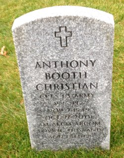 Anthony Booth Christian