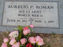 Sgt Aurelio P. Roman