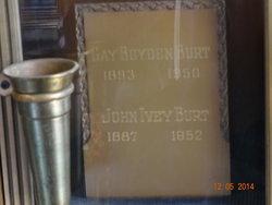 John Ivey Burt