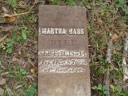 Martha Patsy <i>Mullin(g)s</i> Bass