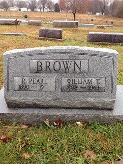 Rilla Pearl <i>Jennings</i> Brown