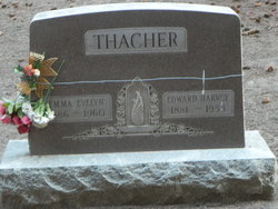 Emma Evelyn Thacher