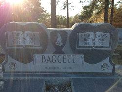 Pearl <i>Owens</i> Baggett