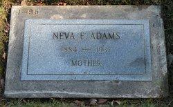 Neva E. <i>Campbell</i> Adams