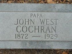 John West Cochran