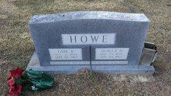 Tranquilla Quilla <i>Hall</i> Howe
