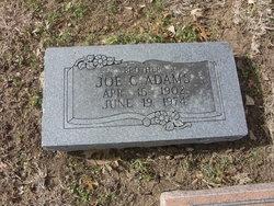 Joe C Adams