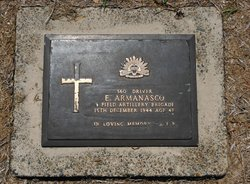Julius Ernest Armanasco