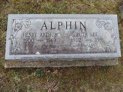 Ruth <i>Lee</i> Alphin