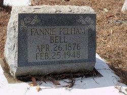 Fannie <i>Pelham</i> Bell