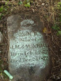John B. Hall