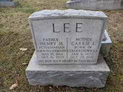 Carrie L Lee