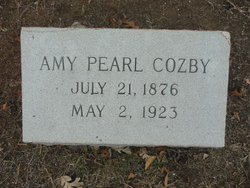 Amy Pearl Cozby