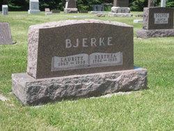 Bertha <i>Bye</i> Bjerke