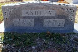 Minnie Lee <i>Hines</i> Ashley