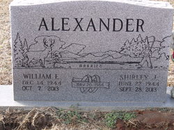 Shirley J. <i>Reno</i> Alexander