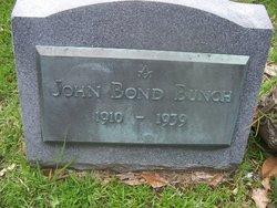 John Bond Bunch