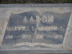 Marion L Aaron