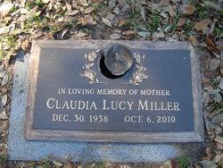 Claudia Lucy <i>Miller</i> Adkins
