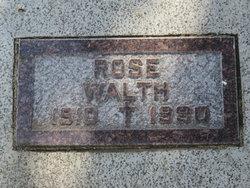 Rose B. <i>Stroh</i> Walth