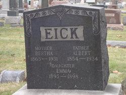 Emma B Eick