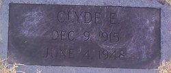 Clyde Edward Barnett