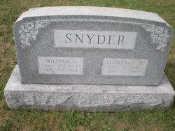 Florence M. <i>Carl</i> Snyder