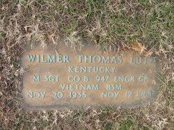 Wilmer Thomas Bill Lutz