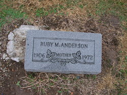 Ruby M. <i>Frogge</i> Anderson