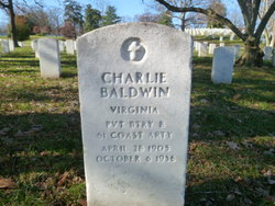 Charlie Baldwin
