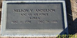 Nelson V. Anderson