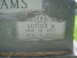 Luther Martin Adams