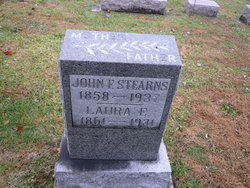 Laura E <i>Humphrey</i> Stearns