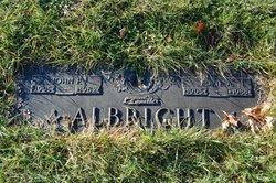 Edrie A. Albright