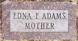 Edna F. Adams
