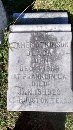 James Atkinson Black
