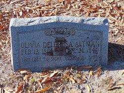 Olivia Delcrusa <i>McCallis</i> Altman