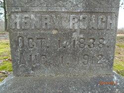 Henry Roach