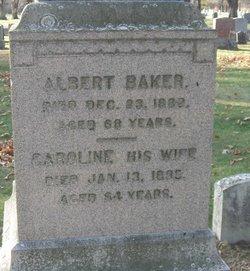 Caroline <i>Ives</i> Baker