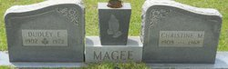 Doris Christine <i>May</i> Magee