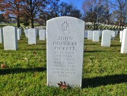 John Douglas Ducky Pickett