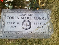 Capt Token Mark Adams