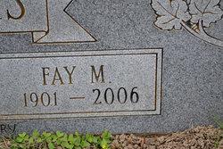 Fay Moore <i>Moore</i> Brooks