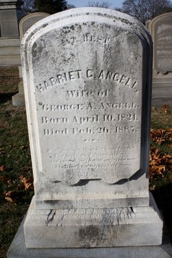 Harriet Grinnell <i>Brown</i> Angell