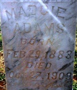 Madgie Simmons <i>McCleskey</i> Adams