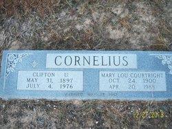 Mary Lou <i>Courtright</i> Cornelius
