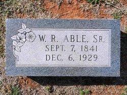 W. R. Able, Sr