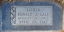 Ronald James Gale