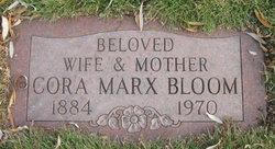 Cora <i>Marx</i> Bloom